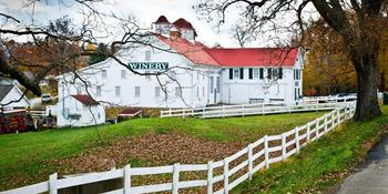 Christian W. Klay Winery weddings in Chalkhill PA