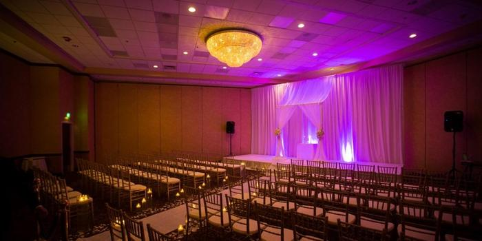 Embassy Suites Portland Washington Square wedding venue picture 2 of 10 - Photo by: Fritz Photo