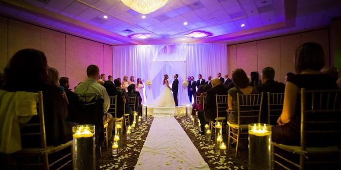 Embassy Suites Portland Washington Square wedding venue picture 3 of 10 - Photo by: Fritz Photo