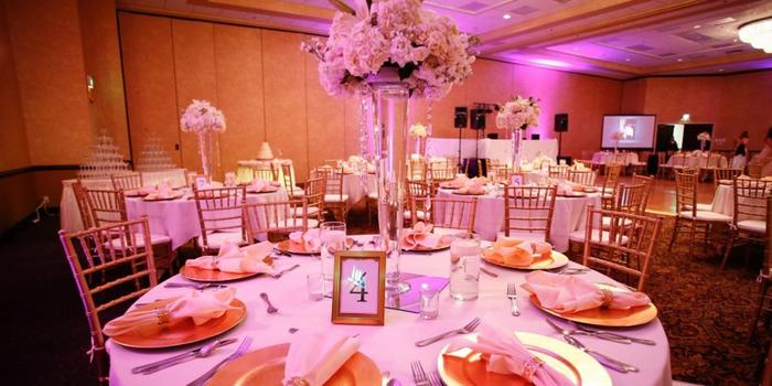 Embassy Suites Portland Washington Square wedding venue picture 1 of 10 - Photo by: Fritz Photo