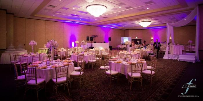 Embassy Suites Portland Washington Square wedding venue picture 4 of 10 - Photo by: Fritz Photo