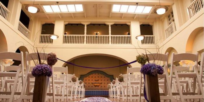 Ebell of Long Beach wedding venue picture 7 of 16 - Photo by: John Li Photography