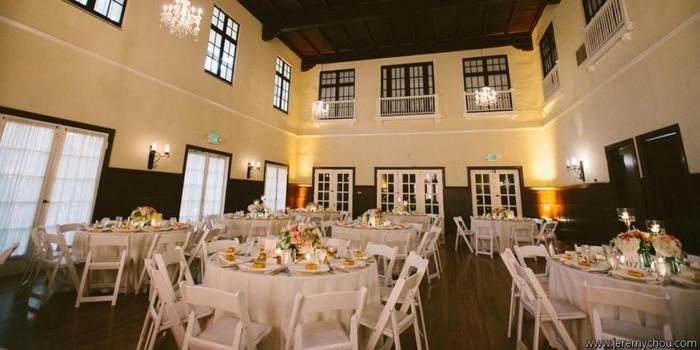 The Ebell Club Long Beach wedding venue picture 3 of 16 - Photo by: Ben Aguirre Photography