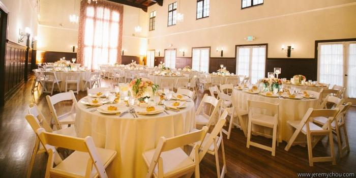 The Ebell Club Long Beach wedding venue picture 4 of 16 - Photo by: Jeremy Chou Photography