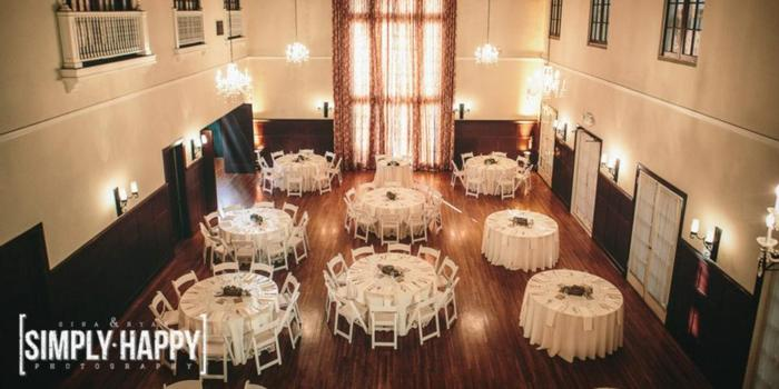 The Ebell Club Long Beach wedding venue picture 15 of 16 - Photo by: Simply Happy Photography