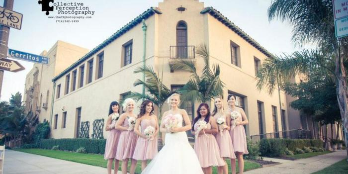The Ebell Club Long Beach wedding venue picture 16 of 16 - Photo by: Collective Perception Photography