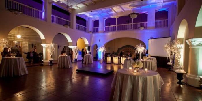 The Ebell Club Long Beach wedding venue picture 6 of 16 - Photo by: Ben Aguirre Photography