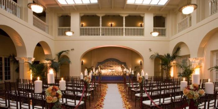 The Ebell Club Long Beach wedding venue picture 9 of 16 - Provided by: The Ebell Long Beach