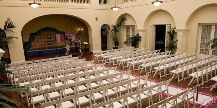 The Ebell Club Long Beach wedding venue picture 8 of 16 - Provided by: The Ebell Long Beach