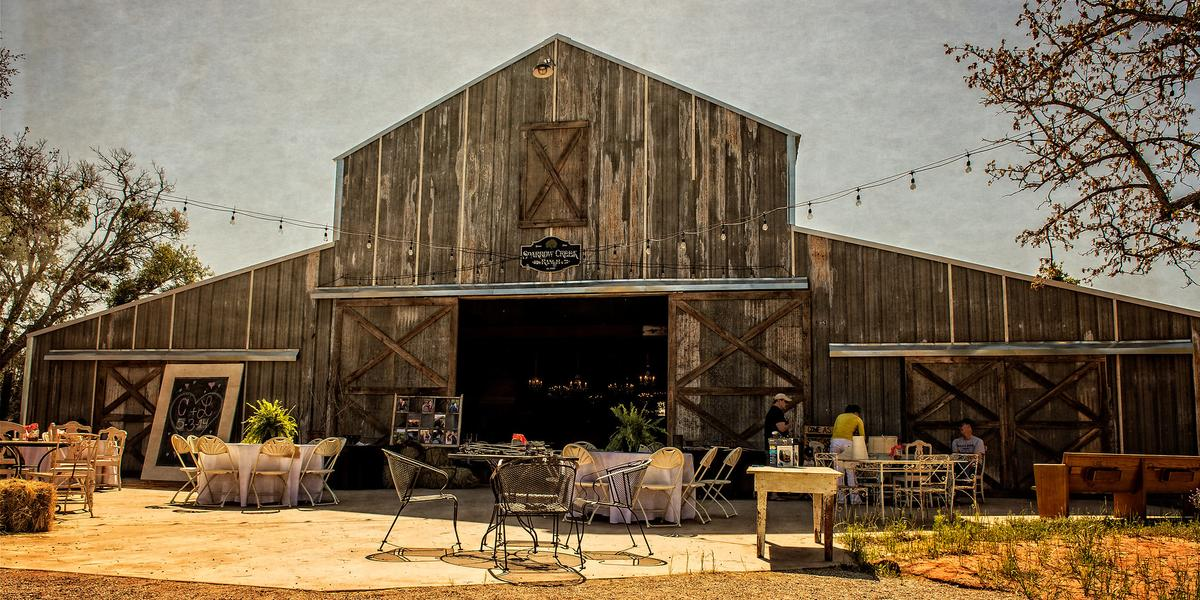 Sparrow Creek Ranch Weddings