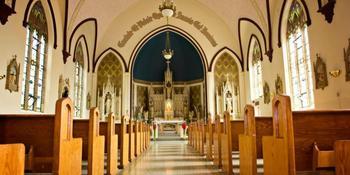 St. Anne's Chapel at Villa Academy weddings in Seattle WA