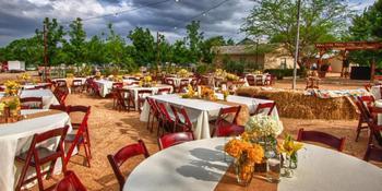 Rustic Gardens Events weddings in Adkins TX