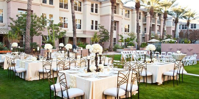 Gainey Suites Hotel wedding venue picture 2 of 16 - Provided by:  Gainey Suites Hotel