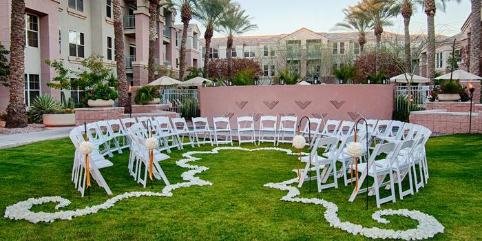 Gainey Suites Hotel wedding venue picture 6 of 16 - Provided by:  Gainey Suites Hotel