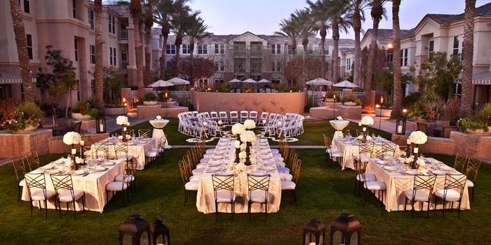 Gainey Suites Hotel wedding venue picture 4 of 16 - Provided by:  Gainey Suites Hotel