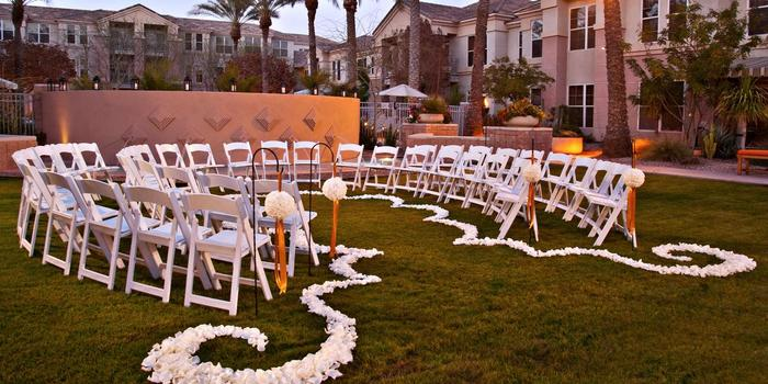 Gainey Suites Hotel wedding venue picture 3 of 16 - Provided by:  Gainey Suites Hotel
