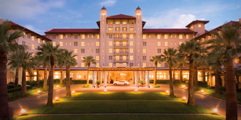 Hotel Galvez & Spa Weddings in Galveston TX