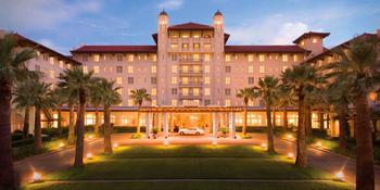 Hotel Galvez & Spa weddings in Galveston TX