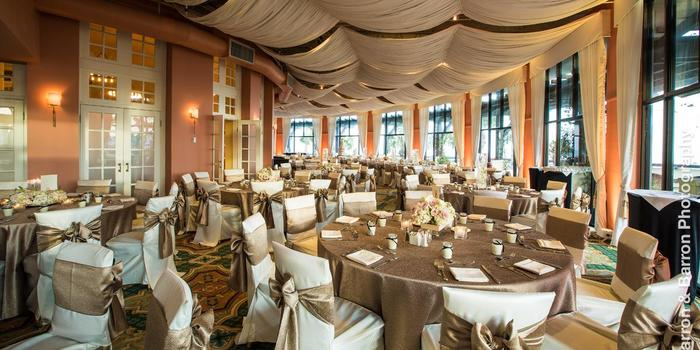 Hotel Galvez & Spa wedding venue picture 8 of 16 - Photo by: Barron & Barron Photography