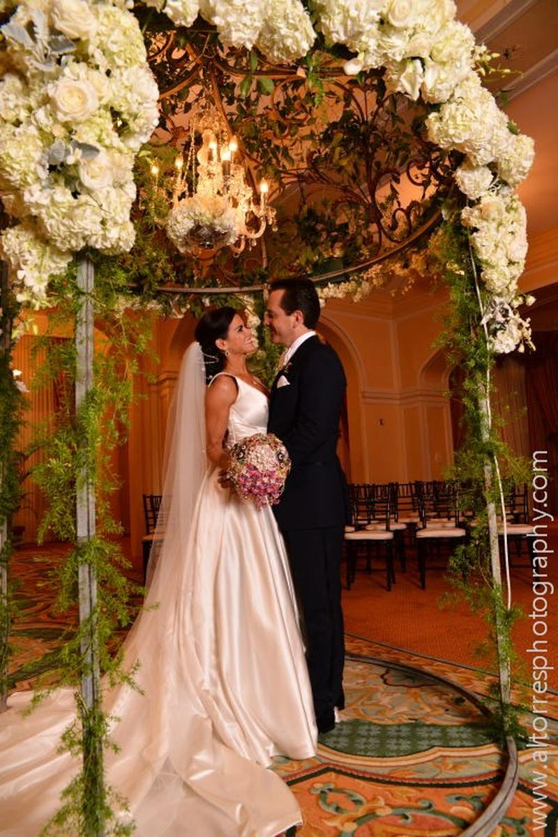 Hotel Galvez & Spa wedding venue picture 9 of 16 - Photo by: Altorres Photography