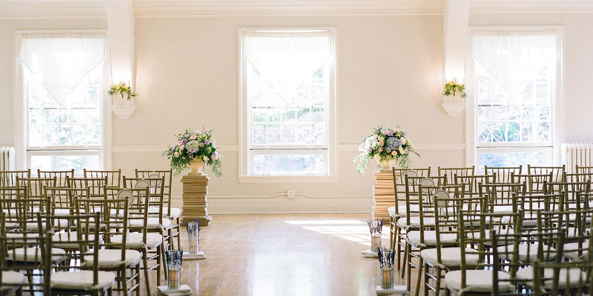 Rainier Chapter House Weddings Get Prices For Wedding