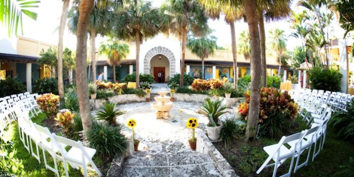 Bonnet House Museum Gardens Weddings Get Prices For Wedding Venues
