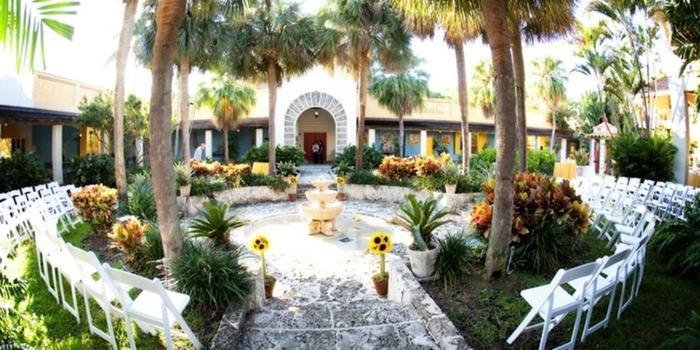 Bonnet House Museum & Gardens Weddings