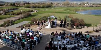 Toiyabe Golf Club weddings in New Washoe City NV