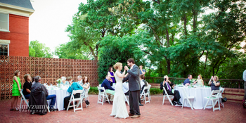 The McFarland House weddings in Fort Worth TX