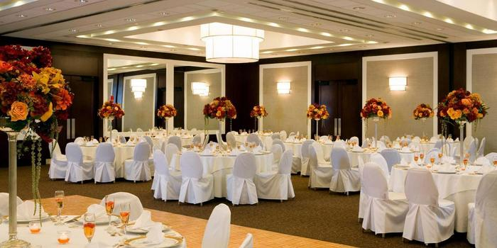 Sheraton Eatontown Hotel wedding venue picture 2 of 14 - Provided by: Sheraton Eatontown Hotel