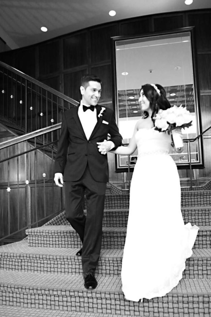 Sheraton Eatontown Hotel wedding venue picture 6 of 14 - Photo by: Jeri Houseworth Photography