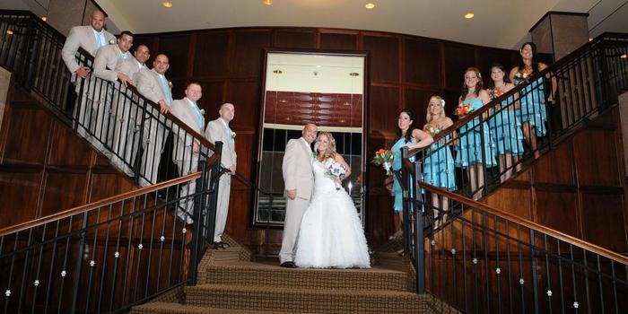 Sheraton Eatontown Hotel wedding venue picture 4 of 14 - Photo by: J&S Studios