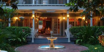 The Courtyard at Lake Lucerne: The I. W. Phillips House weddings in Orlando FL