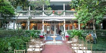 The Courtyard at Lake Lucerne weddings in Orlando FL