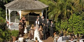 The Courtyard at Lake Lucerne: The Dr. Phillips House weddings in Orlando FL
