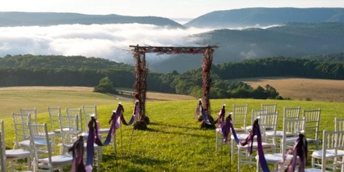 Kentuck Knob wedding Pittsburgh