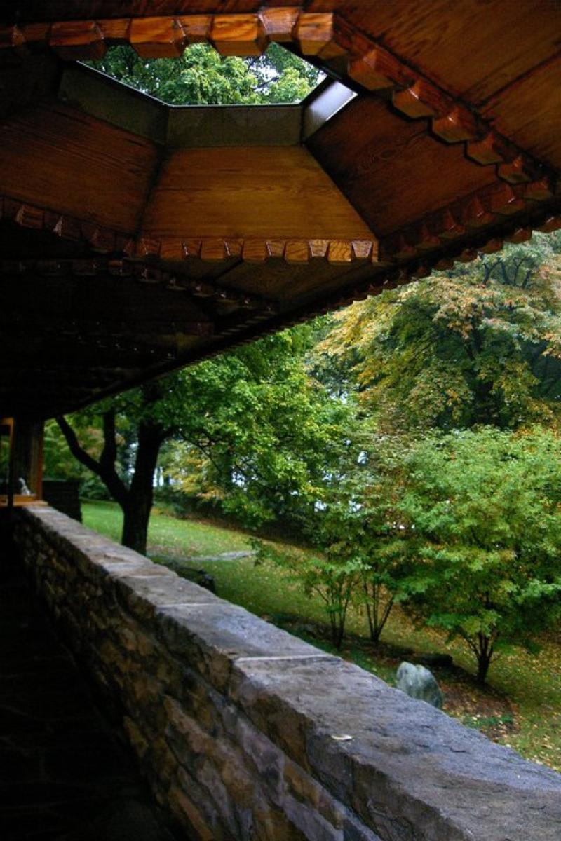 Kentuck Knob wedding venue picture 6 of 8 - Provided by: Kentuck Knob