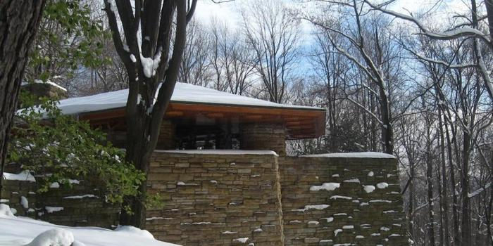 Kentuck Knob wedding venue picture 7 of 8 - Provided by: Kentuck Knob