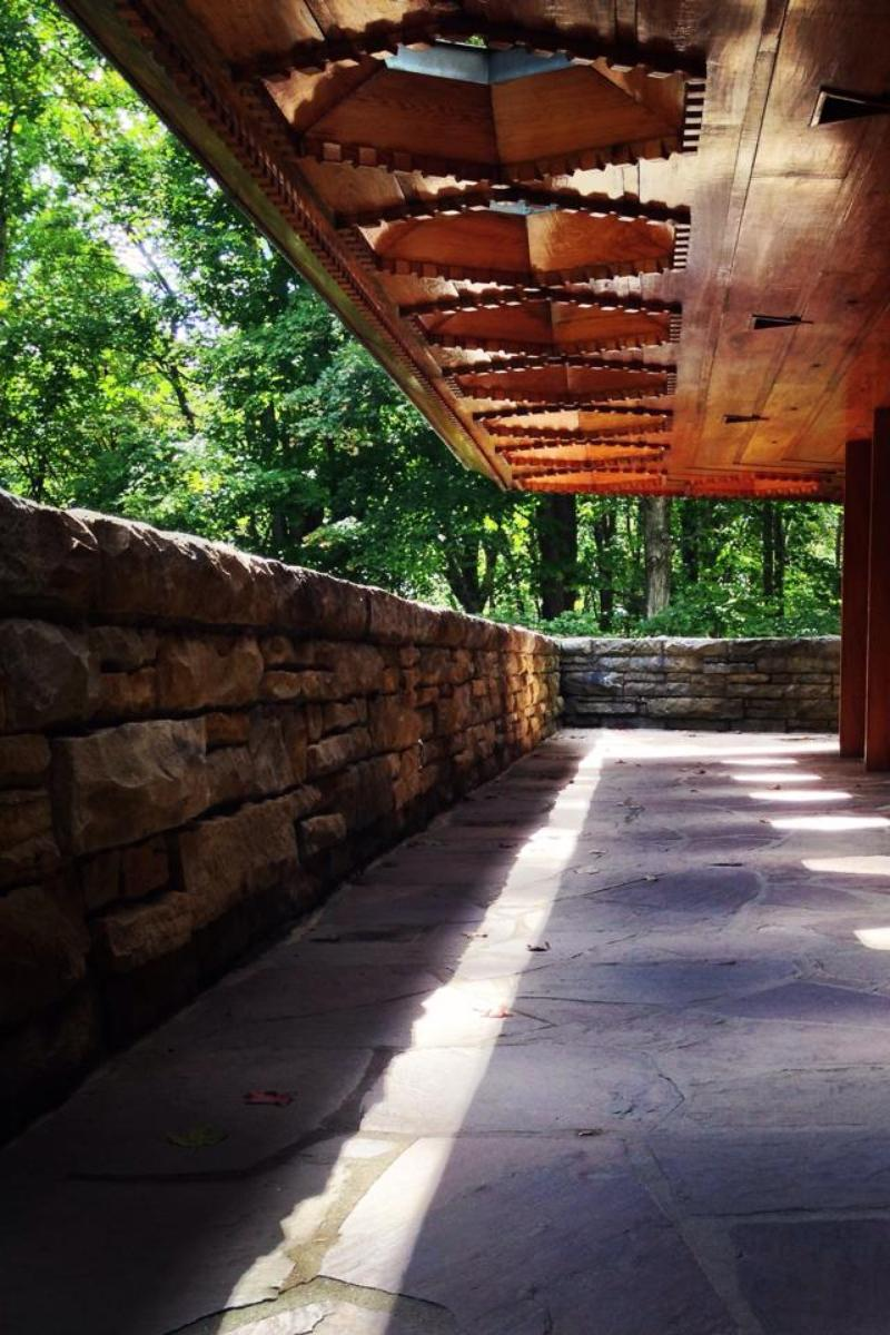 Kentuck Knob wedding venue picture 5 of 8 - Provided by: Kentuck Knob