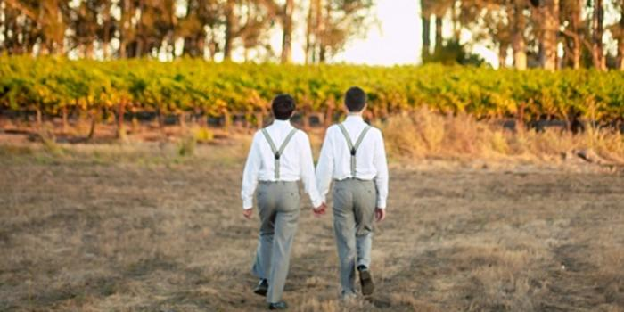 Cornerstone Sonoma wedding venue picture 10 of 16 - Photo by: (once like a spark) photography