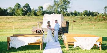 Irons Mill Farmstead weddings in New Wilmington PA
