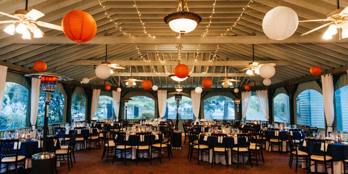 Wedding Reception Venues In Potomac Md Vandiver Inn Weddings Get Prices For