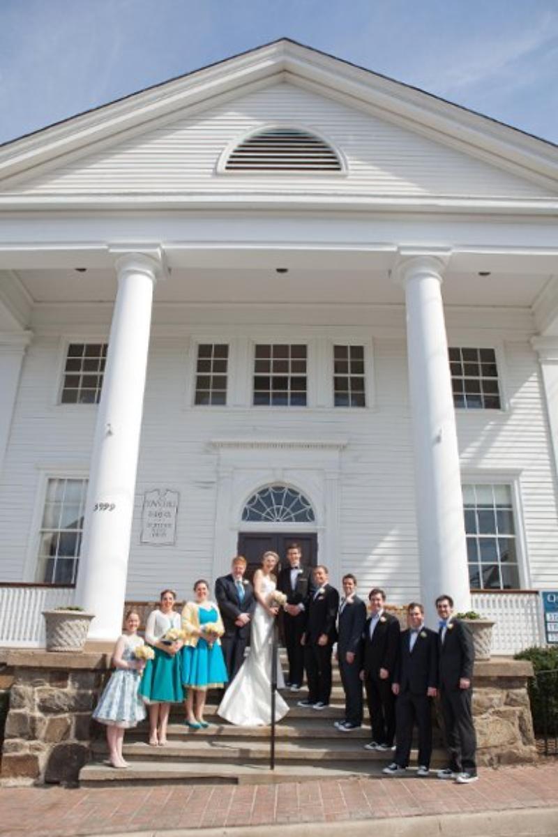 Old Town Hall Weddings