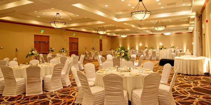 Doubletree By Hilton Norfolk Airport wedding venue picture 1 of 16 - Provided by: Doubletree By Hilton Norfolk Airport