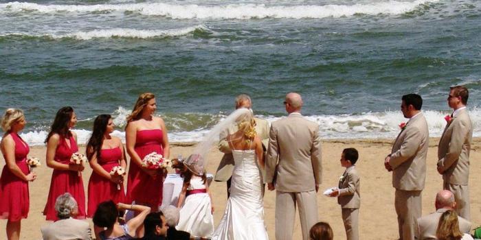 Virginia Beach Resort Hotel Weddings