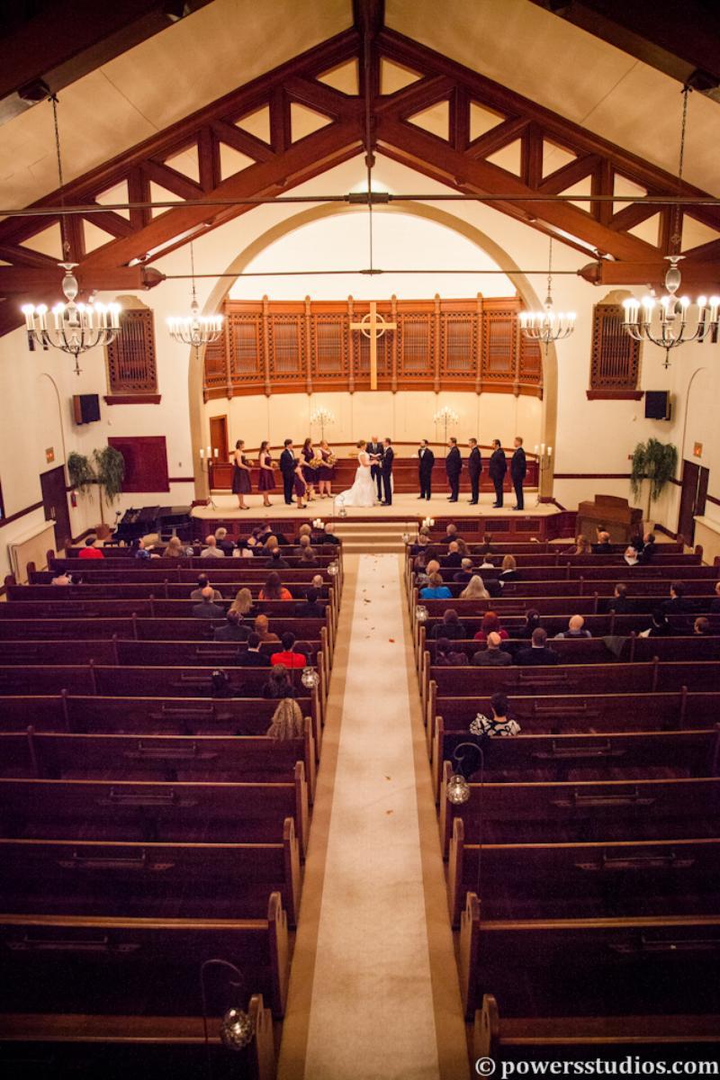 Old Laurelhurst Church Weddings | Get Prices for Wedding ...