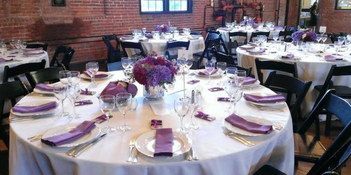 Charles River Museum of Industry & Innovation wedding Boston