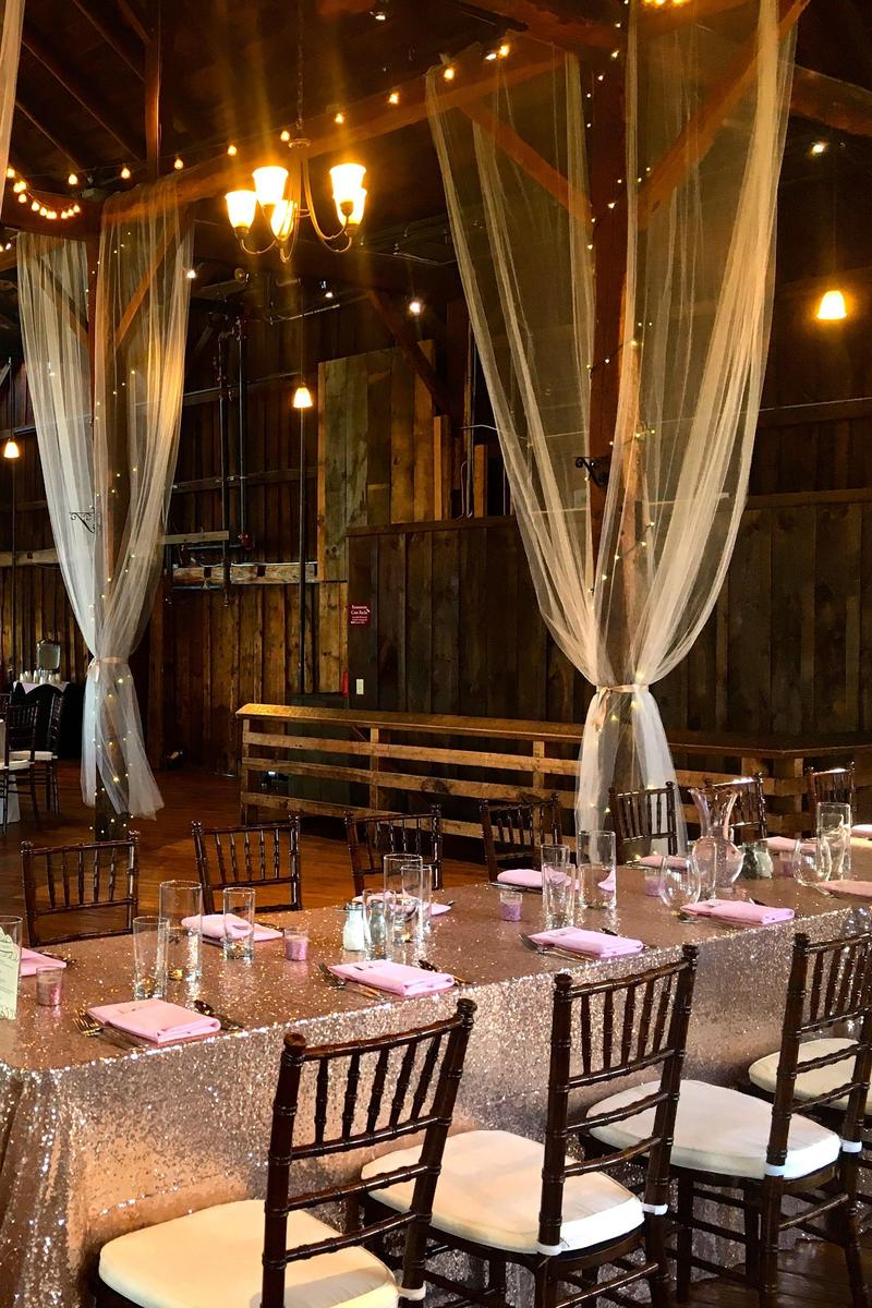 The Red Barn at Hampshire College Weddings | Get Prices ...