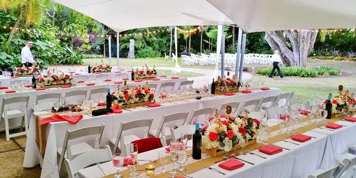 Elegant Miami Beach Botanical Garden Wedding Venue Picture 7 Of 8   Provided By: Miami  Beach