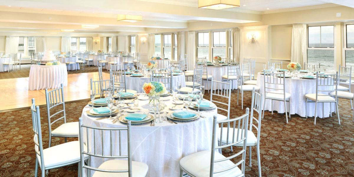 Nantasket Beach Resort Weddings